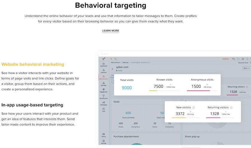 Zoho's new marketing platform ties together orchestration and planning with marketing execution across channels