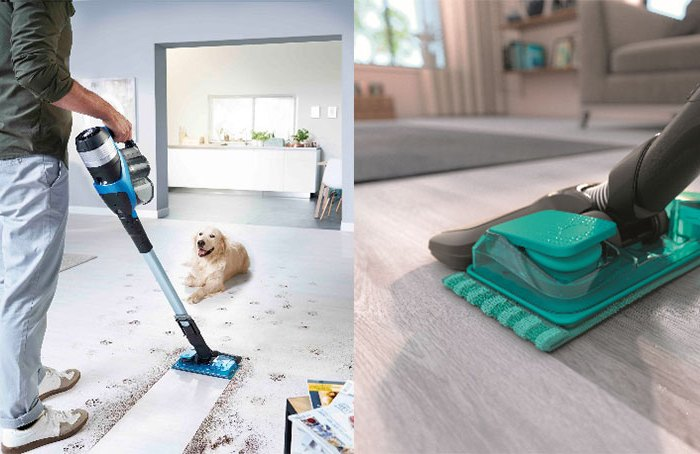 Philips launches new handheld vacuum cleaner with mop function - Philips SpeedPro Max Aqua