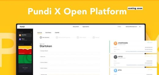 Pundi X set to launch an Open Platform for businesses and blockchain developers