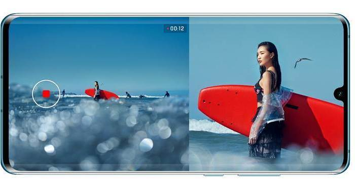 HUAWEI P30 and P30 Pro's Dual-View Camera Mode is now available