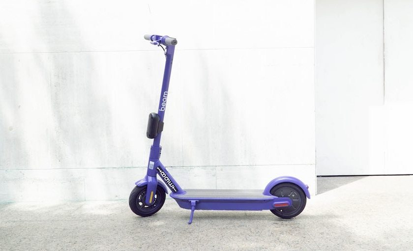 Beam rolls out the next-gen e-scooter designed for operating in AP region