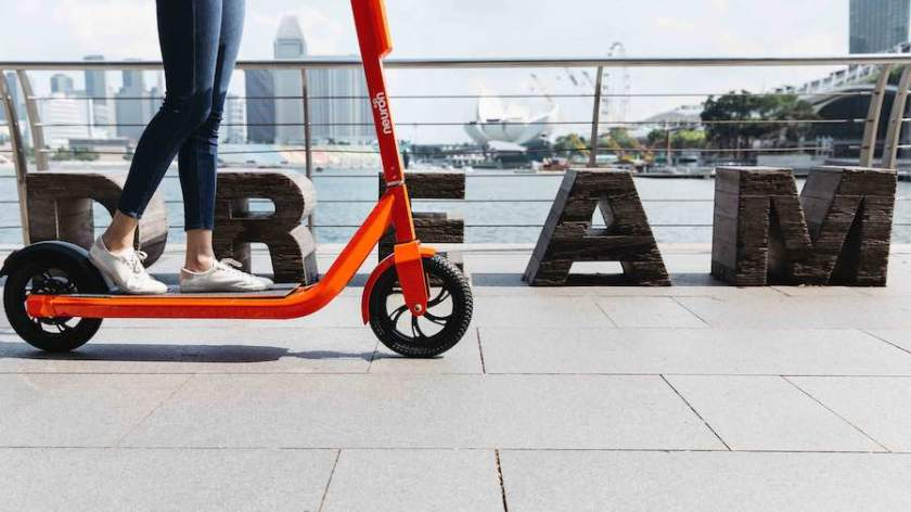 Neuron Mobility to become Brisbane's leading e-scooter fleet provider