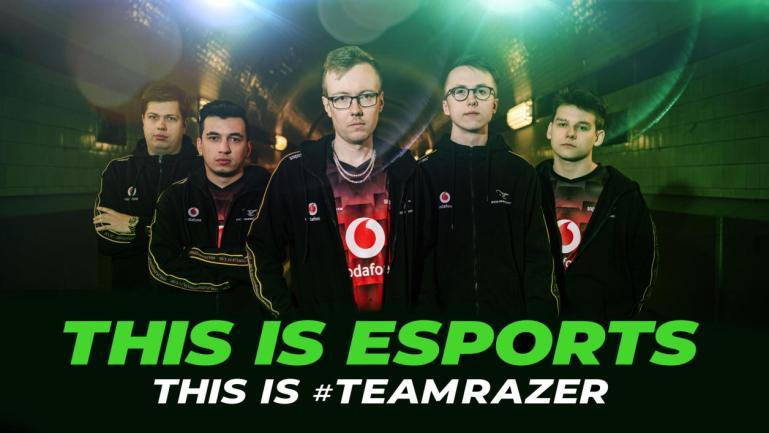 Mousesports joins Team Razer for new strategic partnership