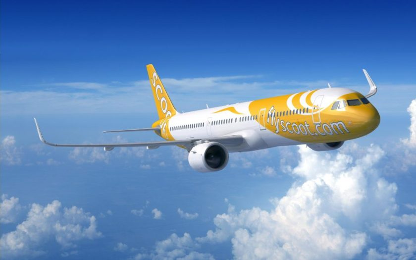 Scoot adds 16 Airbus A321neos to the fleet to support growth plans