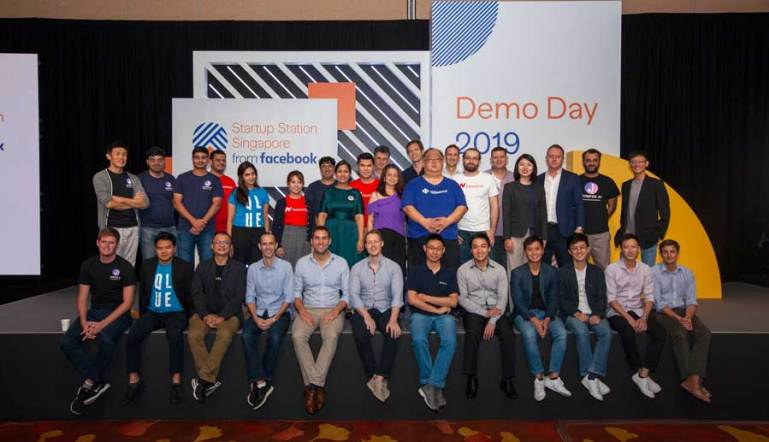Ten Data Innovation Startups Graduate from Facebook Singapore Accelerator