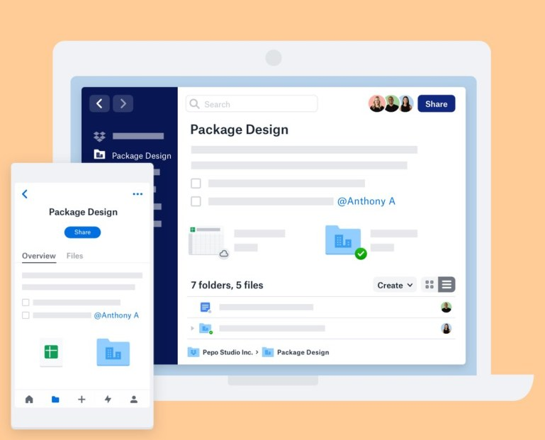 Dropbox introduces new workspace to bring files, tools, and teams together