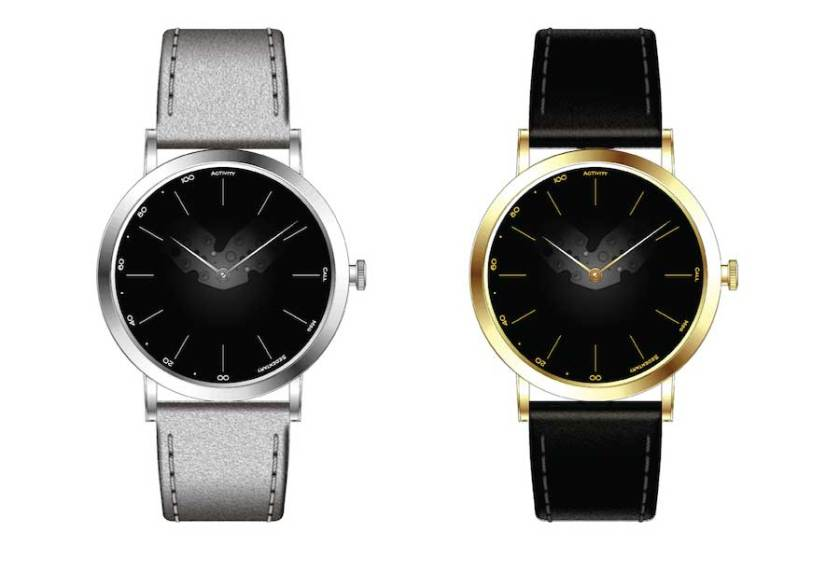 KaHa launches world's slimmest smart analogue watch with SEIKO and SUTEC