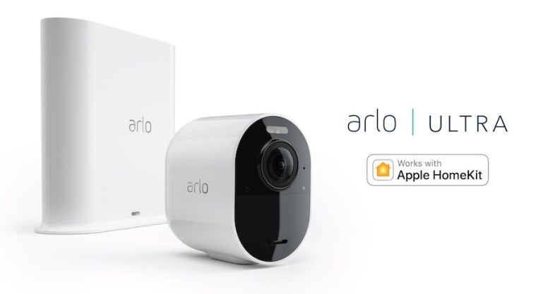 Arlo unveils Apple Homekit compatibility with Arlo Ultra