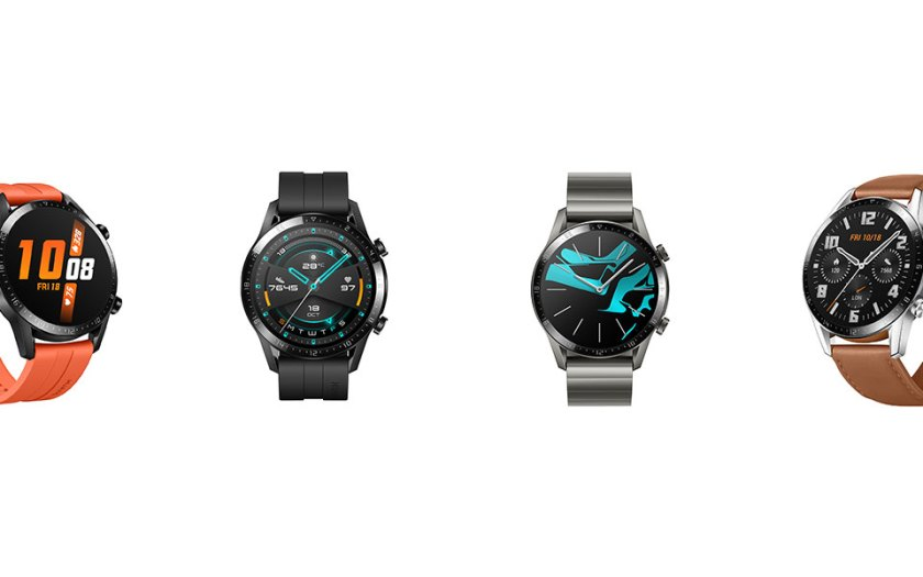 Huawei unveils HUAWEI WATCH GT 2 for a powerful and upgraded fitness experience
