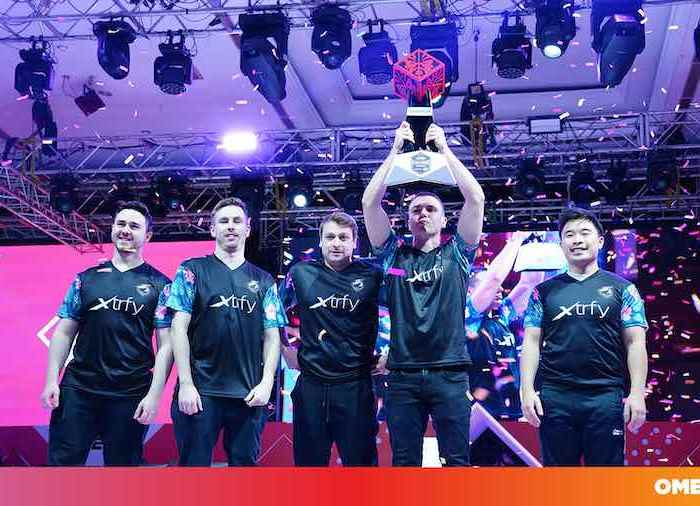 Team Grayhound Crowned as 2019 OMEN Challenger Series Champions