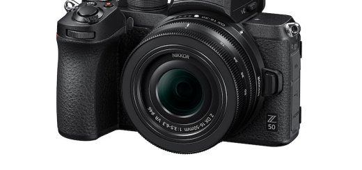 The creator's companion: Nikon's new Z 50 mirrorless camera