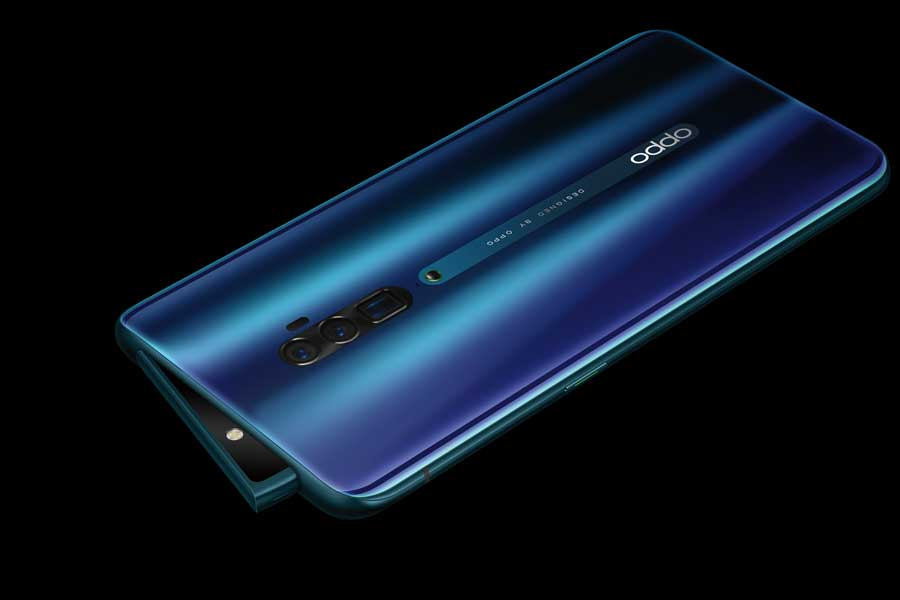 OPPO Reno 10x Zoom Upgraded to 12GB Version