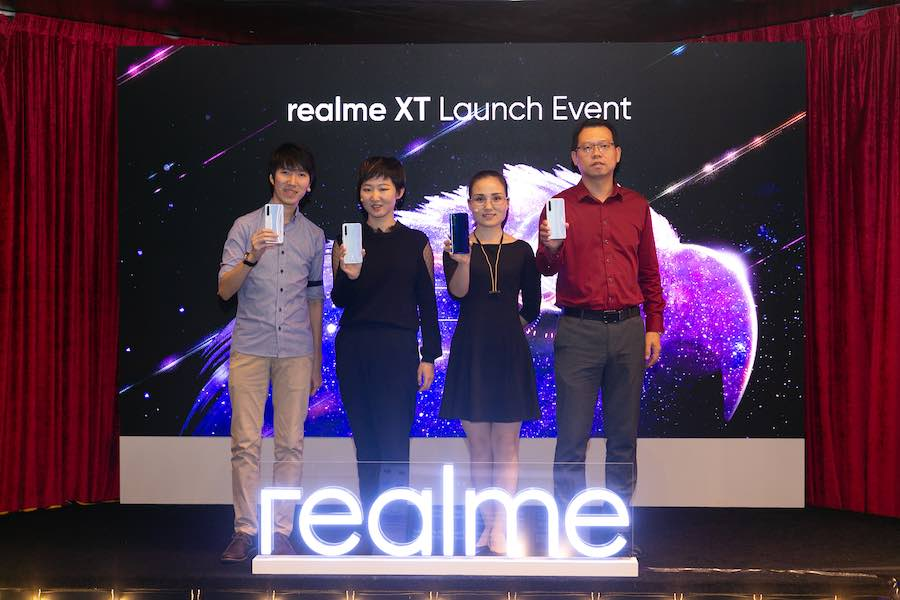 realme takes off in Singapore with new #AllYouNeed campaign