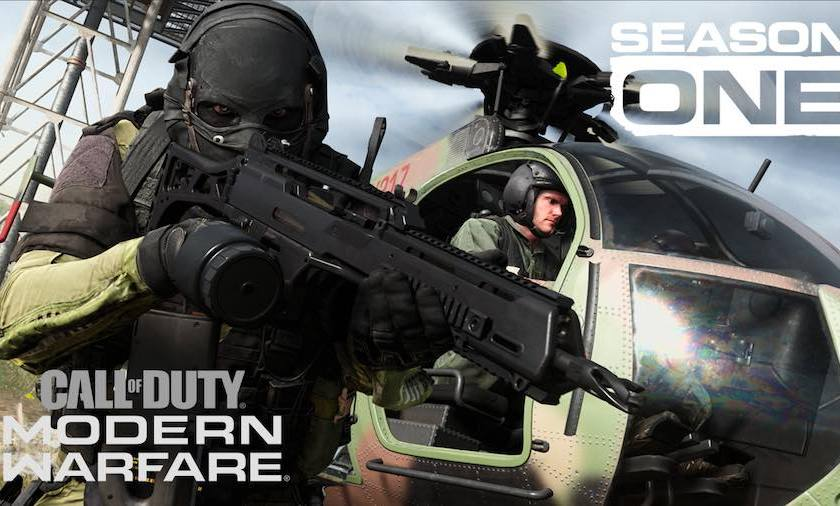 Call of Duty: Modern Warfare Season One is now live, featuring new Battle Pass