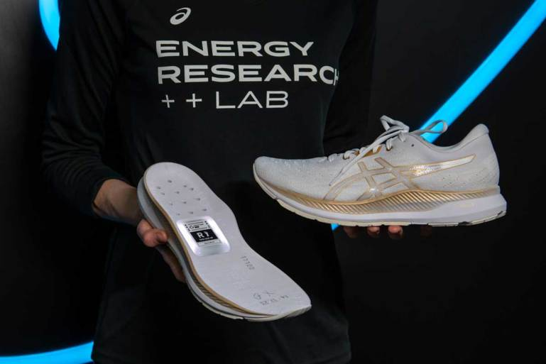 ASICS opens doors to innovation labs at CES 2020