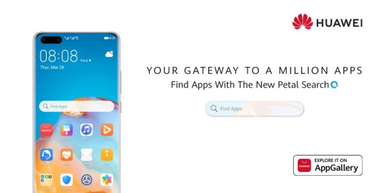 Huawei releases Petal Search in Singapore to connect users to more apps