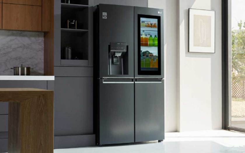 LG's advanced refrigerators deliver smarter culinary life and more hygienic food management