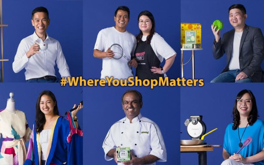 Visa Launches Where You Shop Matters to Encourage Singaporeans to Support Local Merchants and SMEs to Go Digital