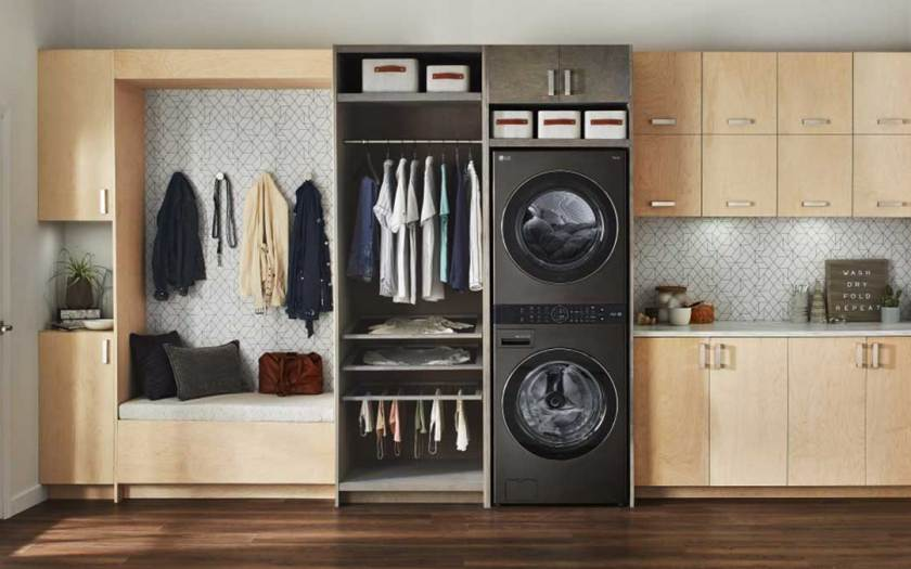 LG WashTower sets new expectation for performance and convenience