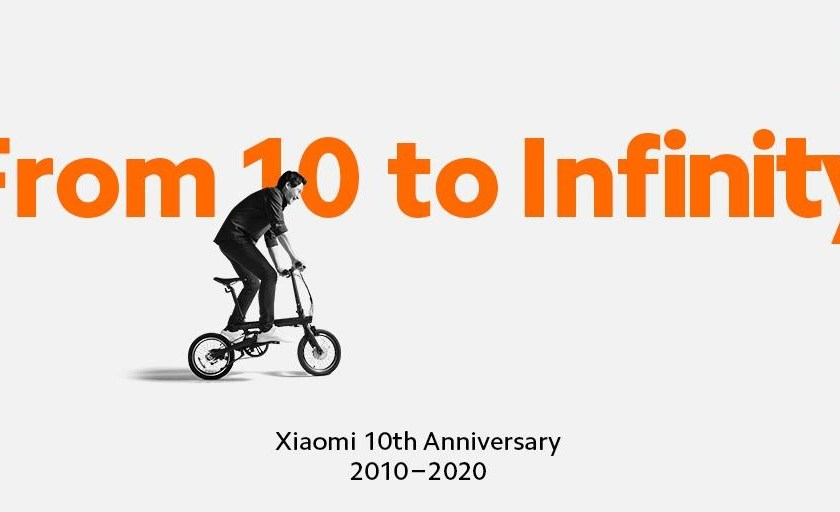 Xiaomi Celebrates 10 Years: From 10 to Infinity