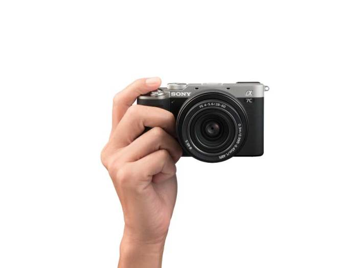 Sony Electronics Introduces Alpha 7C Camera and the Zoom Lens, the World's Smallest and Lightest1 Full-frame Camera system