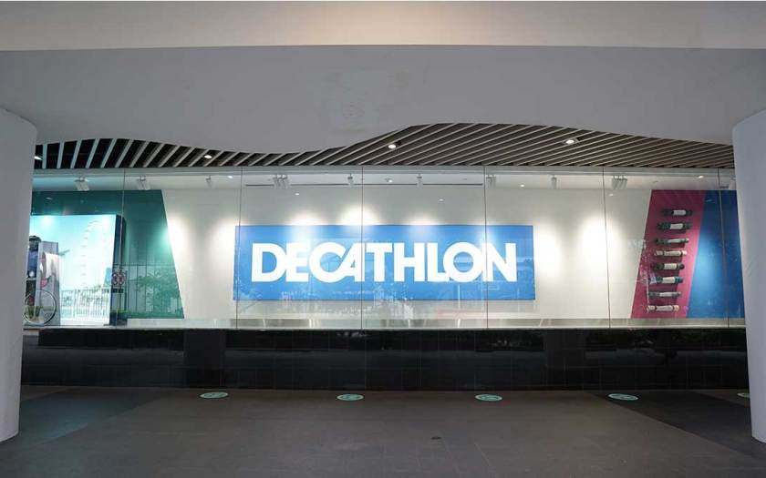Decathlon Opens Its First Duplex Experience Store with Tech-Enhanced features in The Centrepoint on 12 September