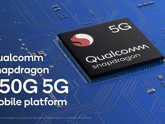 Qualcomm Unveils New 5G Snapdragon 750G Mobile Platform