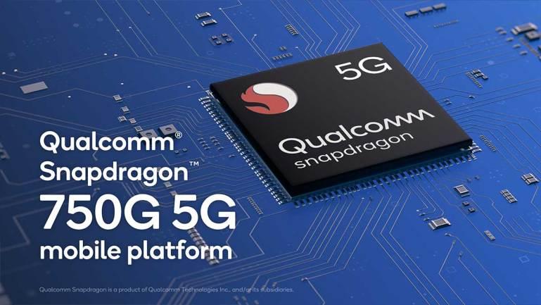 Qualcomm Unveils New 5G Snapdragon 750G Mobile Platform