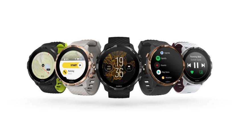 Suunto 7 Smartwatch Integrates Leading Sports Expertise Into Everyday Life with Wear OS by Google™
