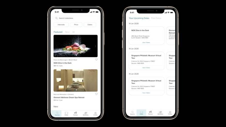 dateideas launches mobile app after 3 years of building Singapore's largest community of couples