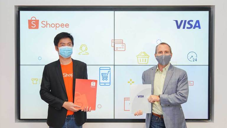 Shopee and Visa partner to unlock new growth opportunities for SEA's digital economy