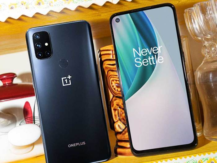 OnePlus launches OnePlus Nord N10 5G