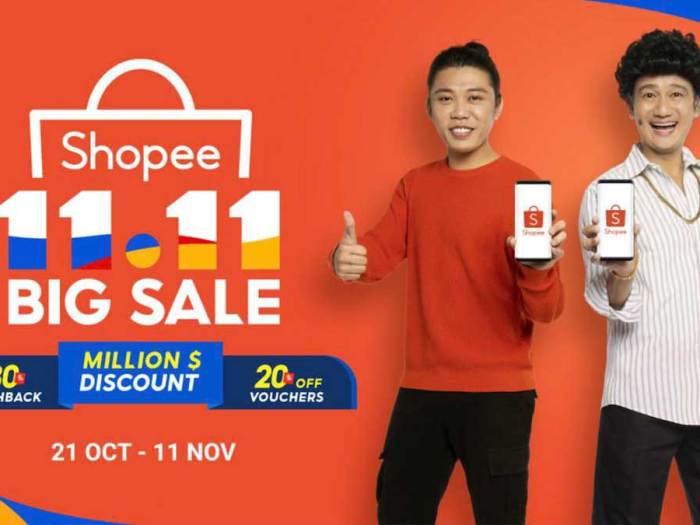 Shopee kicks off 11.11 Big Sale, aims to make e-commerce for everyone