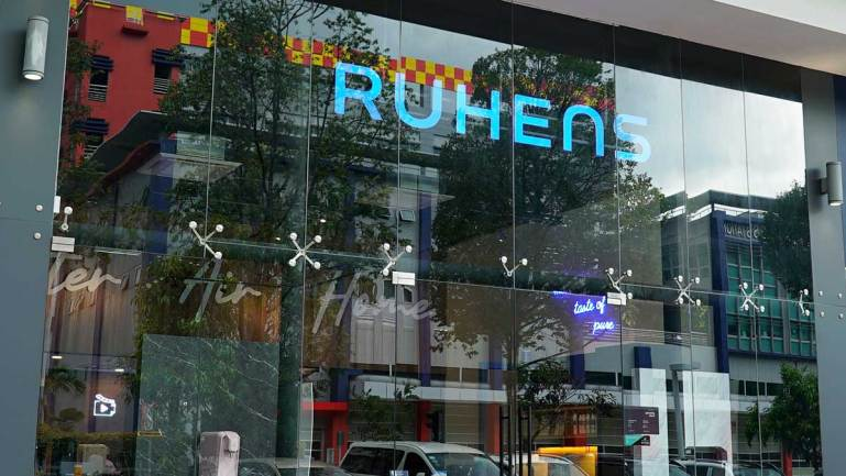 Ruhen opens industry first water purifier experience centre