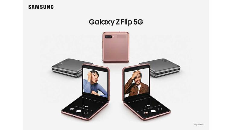 Samsung Adds Galaxy Z Flip 5G to its Expansive Range of 5G Devices