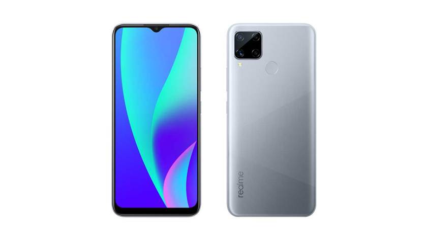realme unveils C15, first smartphone with 6,000mAh battery and 18W Quick Charge