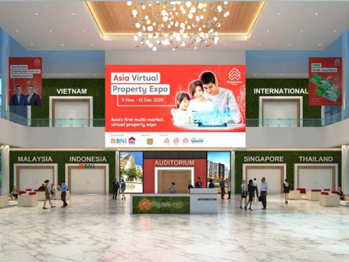 PropertyGuru to host Asia's largest multi-country virtual property expo
