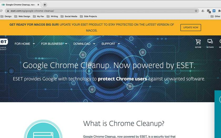 Google Chrome and ESET collaborate in fight against online threats