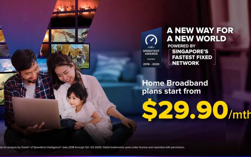 ViewQwest is Singapore's fastest Internet service provider for three years in a row