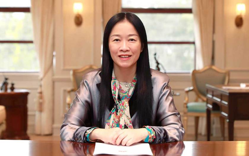 Catherine Chen, Huawei Corporate Senior Vice President and Director of the Board