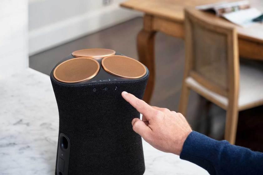 Sony unveils latest premium wireless speakers  with spatial sound technologies