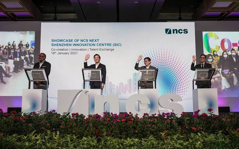 NCS launches NEXT Shenzhen Innovation Centre to further expand in Greater China