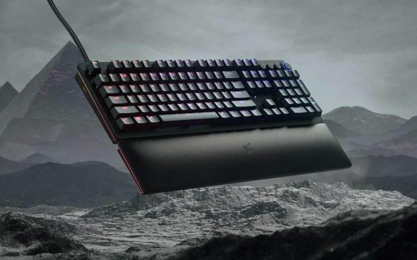 Razer Huntsman V2 Analog Keyboard Unlocks Full Versatility With a New Dimension of Input