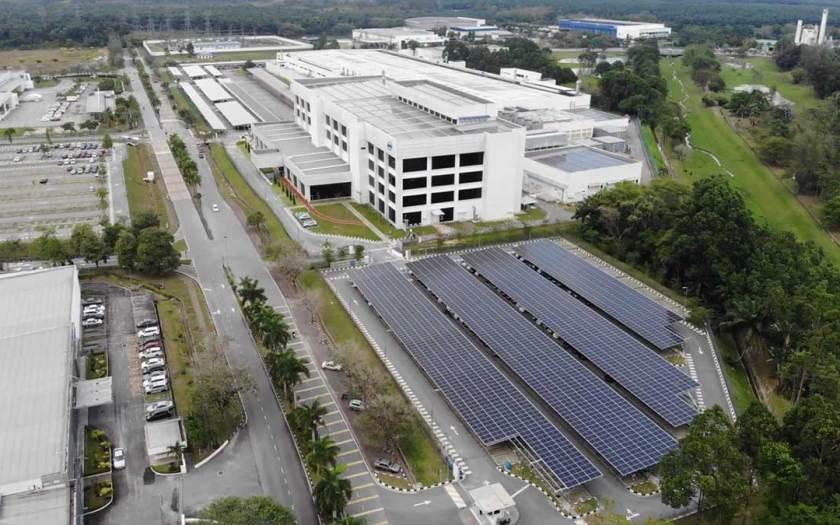 Intel unveils its largest solar farm outside the U.S.