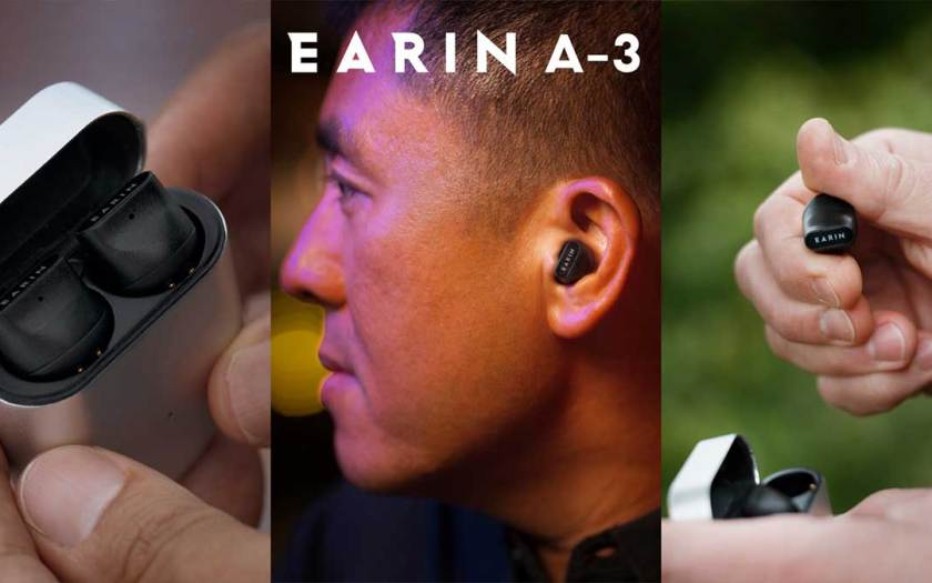 EARIN - True Wireless Pioneers returns with the A-3