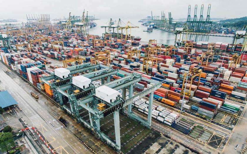Dltledgers' breakthrough technology creates digital Bill of Lading to link Ports of Singapore and Rotterdam