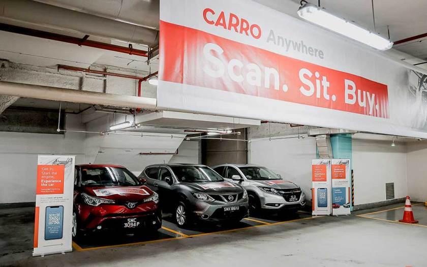 Carro launches Showroom Anywhere
