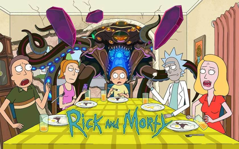 Risk and Morty bends space and time exclusively on HBO GO