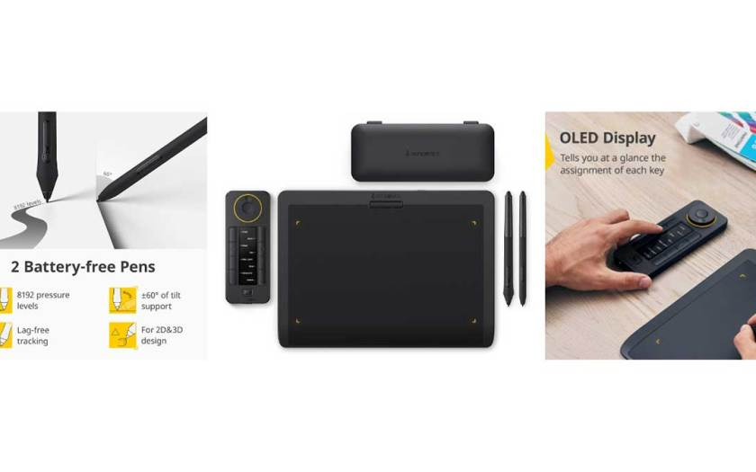 Xencelabs Pen Tablet officially launches in Singapore