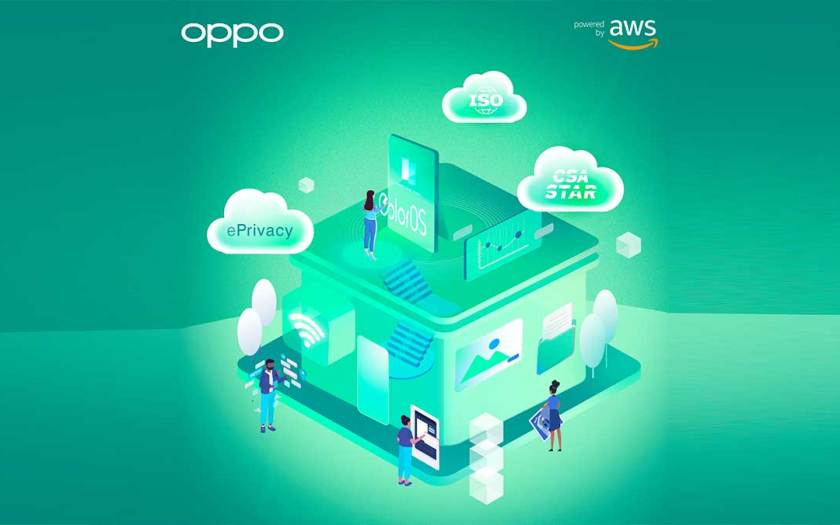 OPPO selects Amazon Web Services to make users' smartphone experience safer and more secure